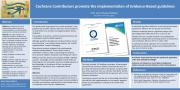 Does a Cochrane contributor facilitate the implementation of evidence-informed recommendations in practice
