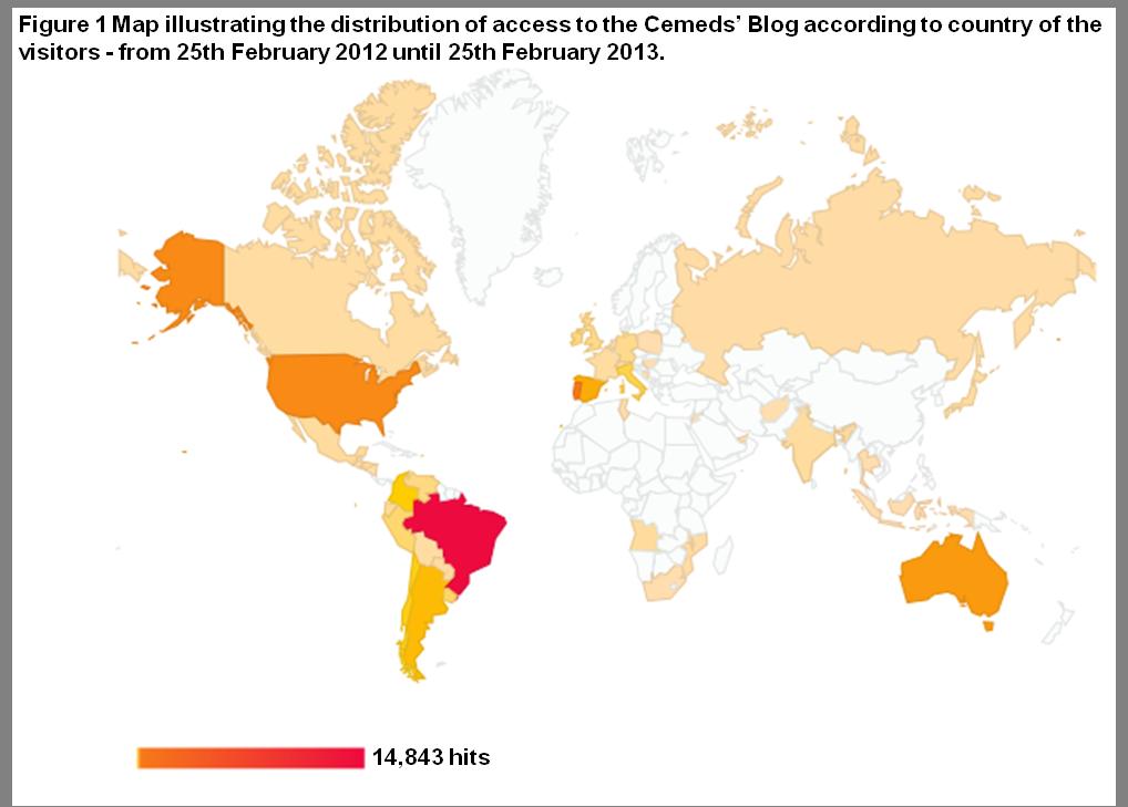 Cochrane Colloquium - Epoc maps illustrating us history